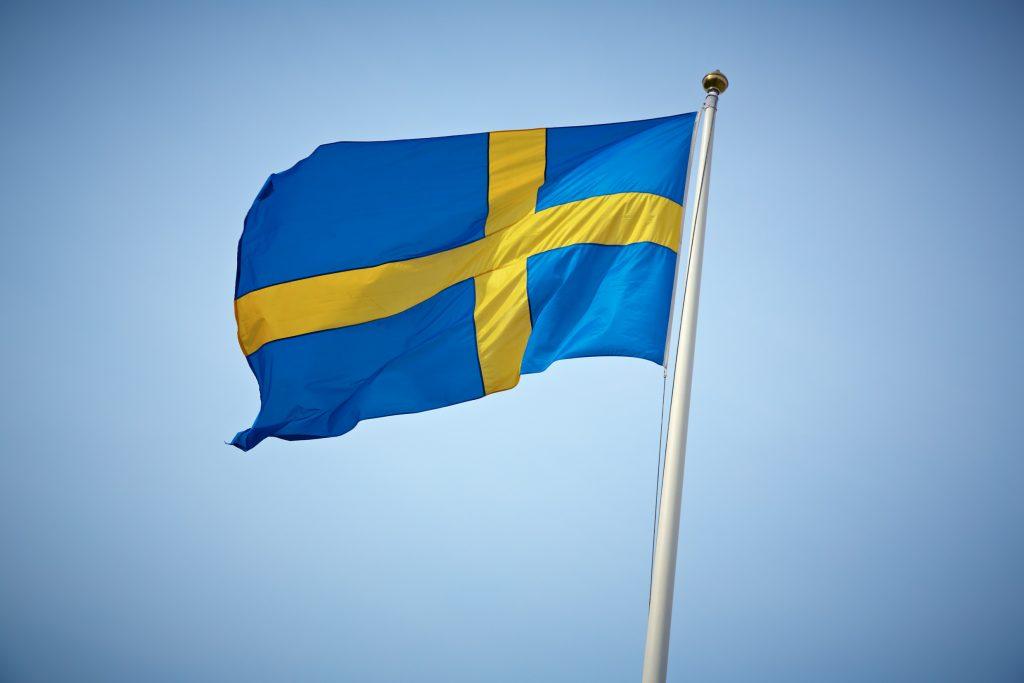 Švedska - švedska zastava